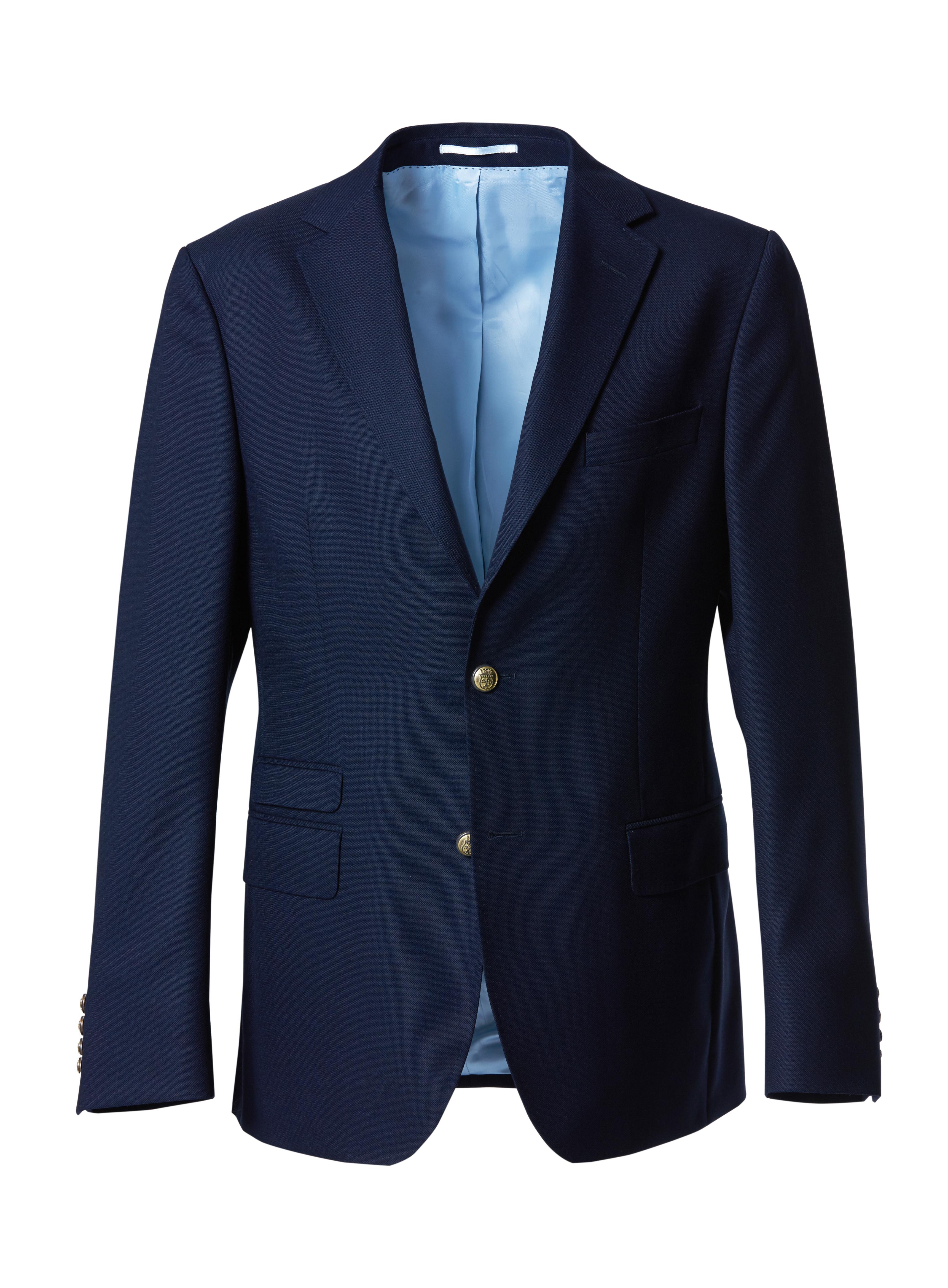 Colin, DarkBlue club Jacket from Loro Piana Cavaliere